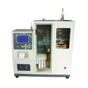 GD-0165B Semi-automatic Vacuum Distillation Apparatus
