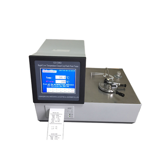 GD-5208D Rapid Equilibrium Closed Up Flash Point Tester
