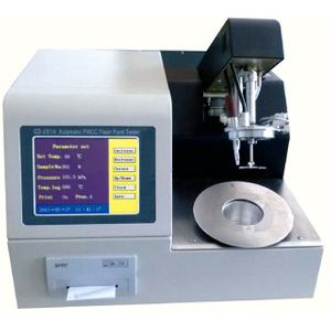 GD-261A Automatic Pensky-Martens Closed-Cup Flash Point Tester