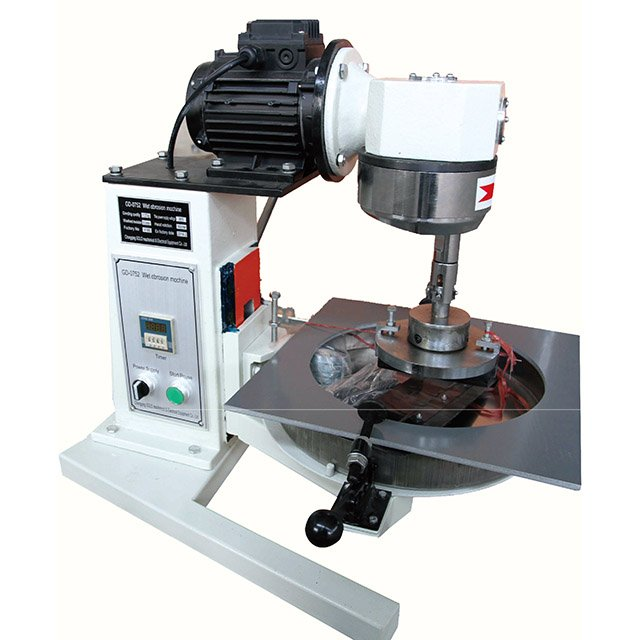 GD-0752 Wet Wheel Abrasion Tester