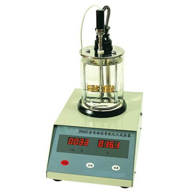 GD-2806F Softening Point Tester