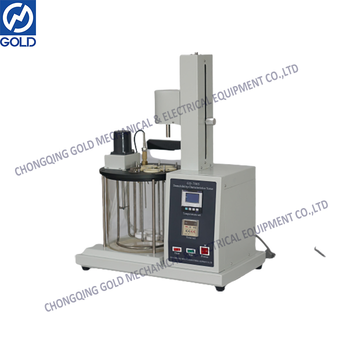 GD-7305 Demulsibility Characteristics Tester