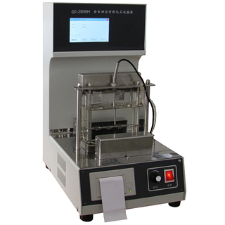 GD-2806H Automatic Asphalt Softening Point Tester